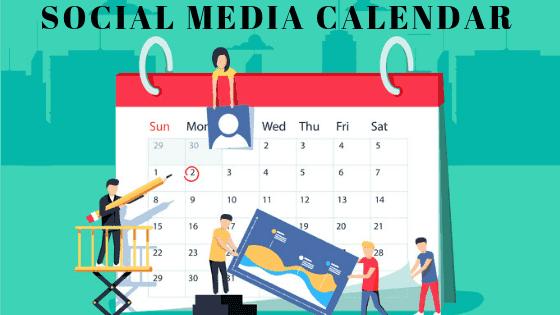 Microsoft Excel's Social Media Calendar - Alltek Services