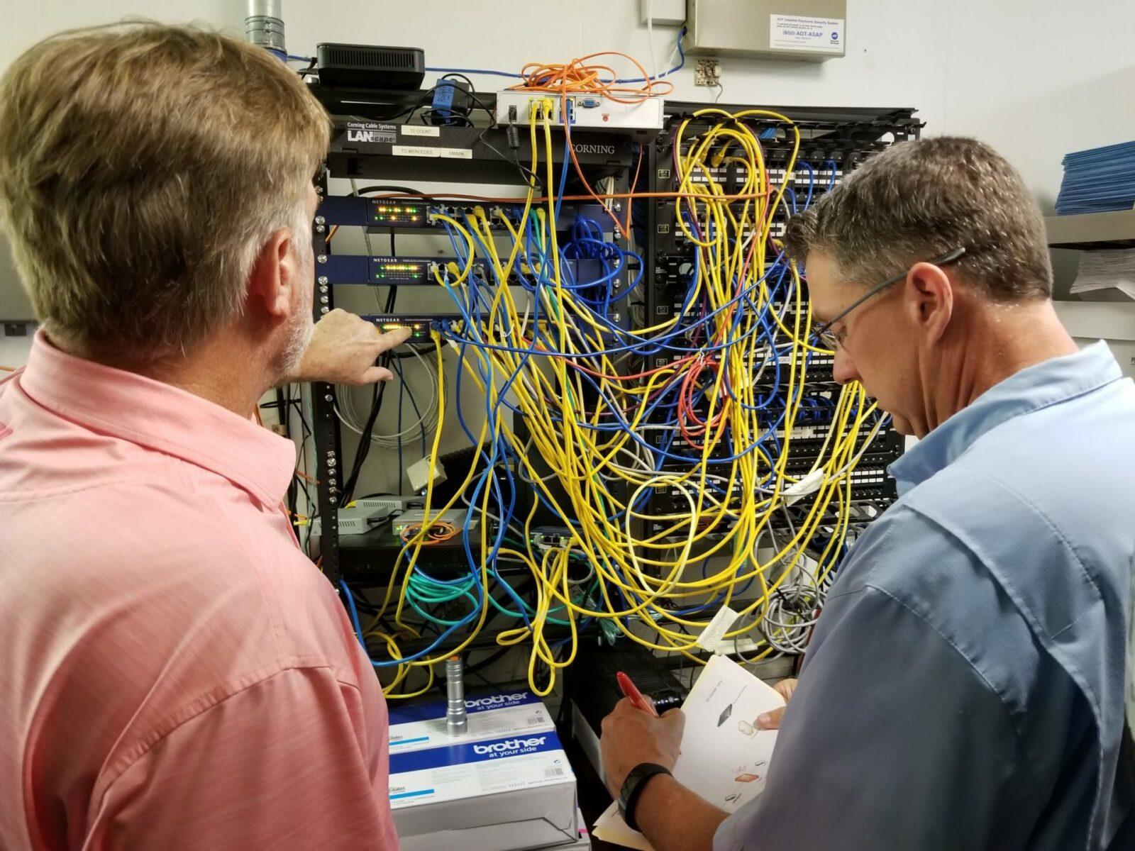 Lakeland IT Company Preparing To Install Fast Fiber Optic Internet
