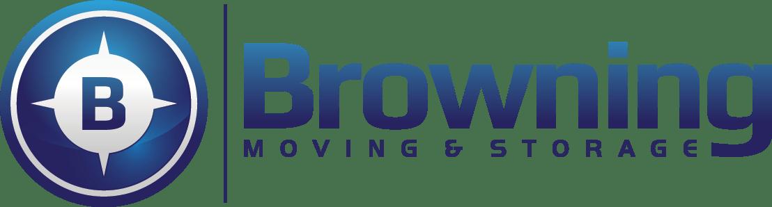 Browning Moving And Storage Lakeland FL Logo