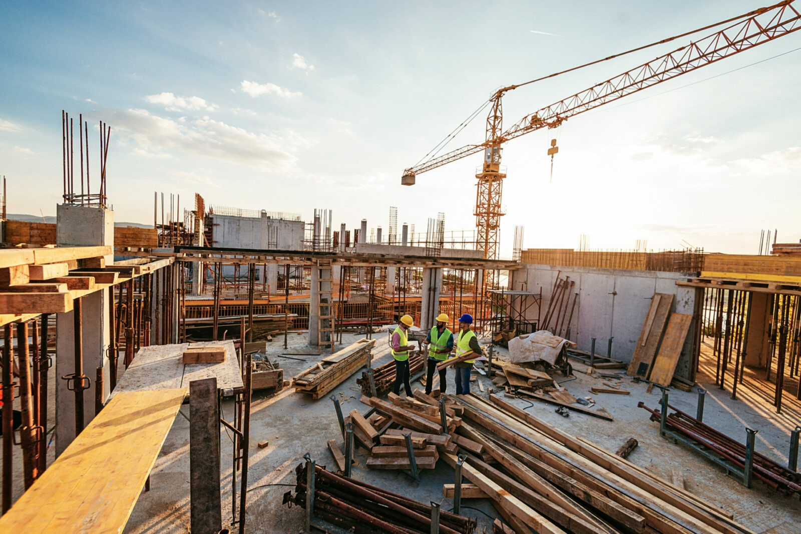 IT Consulting Services Upgraded Hardware In Florida Construction Firm