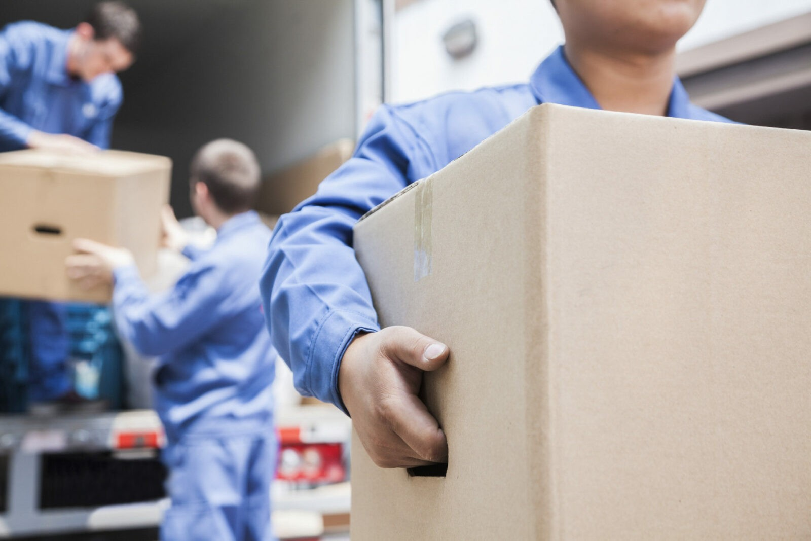 Moving & Storage Company Receiving IT Support In Lakeland FL