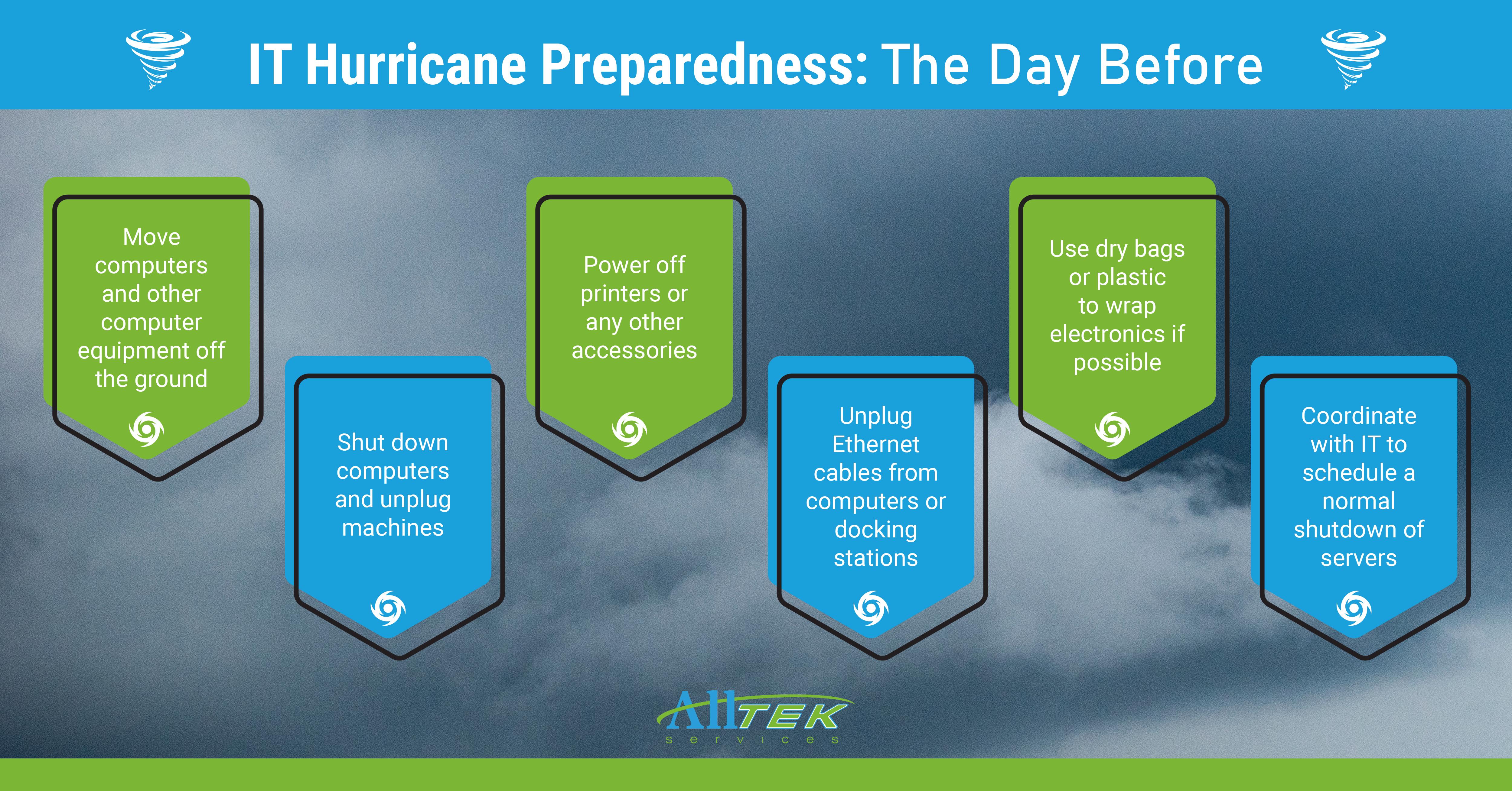 Hurricane Preparedness Tip