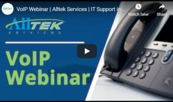 Alltek And Medtel Answer Your VoIP Questions