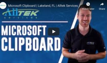 Microsoft Clipboard