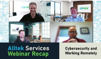 Cybersecurity and Working Remotely Thumbnail V3